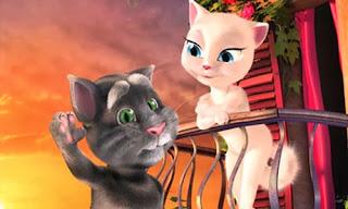 تحميل لعبة القط الناطق للأندرويد Talking Tom Cat android من متجر جوجل بلاي مجانا
