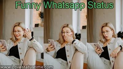Funny Whatsapp Status In English Hindi Urdu
