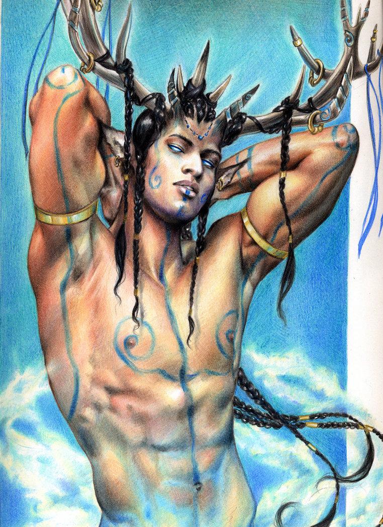 The Naked Gods 75