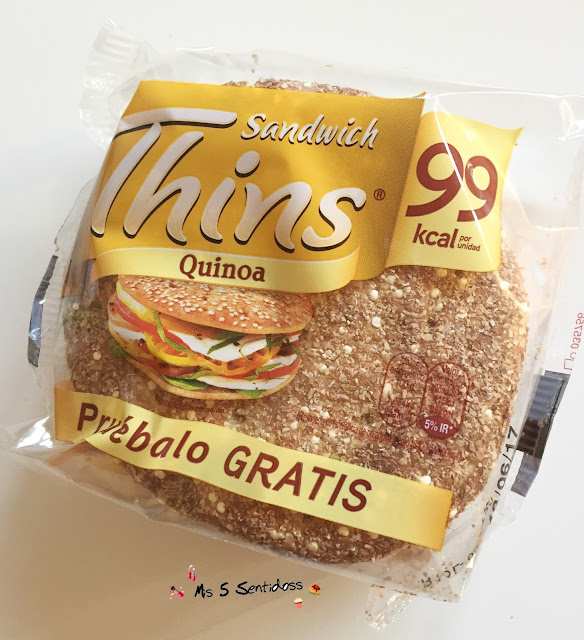 Thins Quinoa