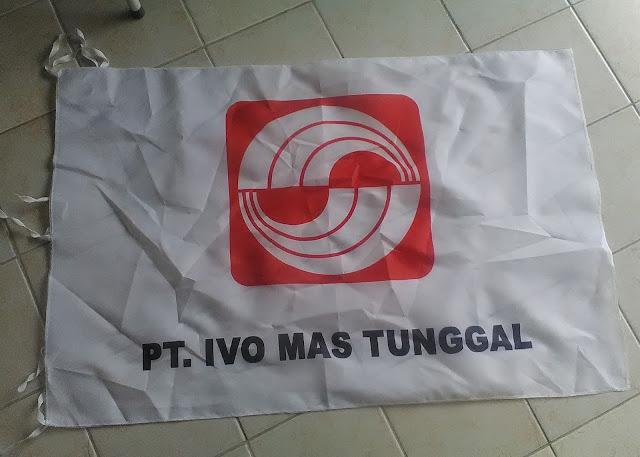 Bendera PT Ivo Mas Tunggal