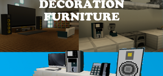Decoration Furniture Addon