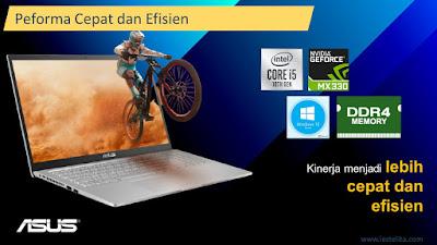 Performa ASUS VivoBook 15 A516