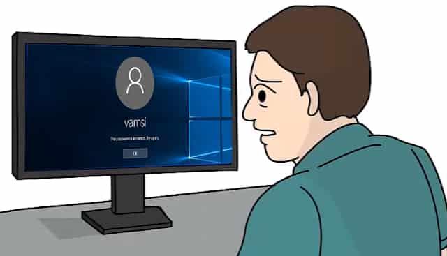 اسهل طريقة لتجاوز كلمة المرور أو تغييرها للويندوز 10 او باقي النسخ الاخرى اسهل طريقة لتجاوز كلمة المرور