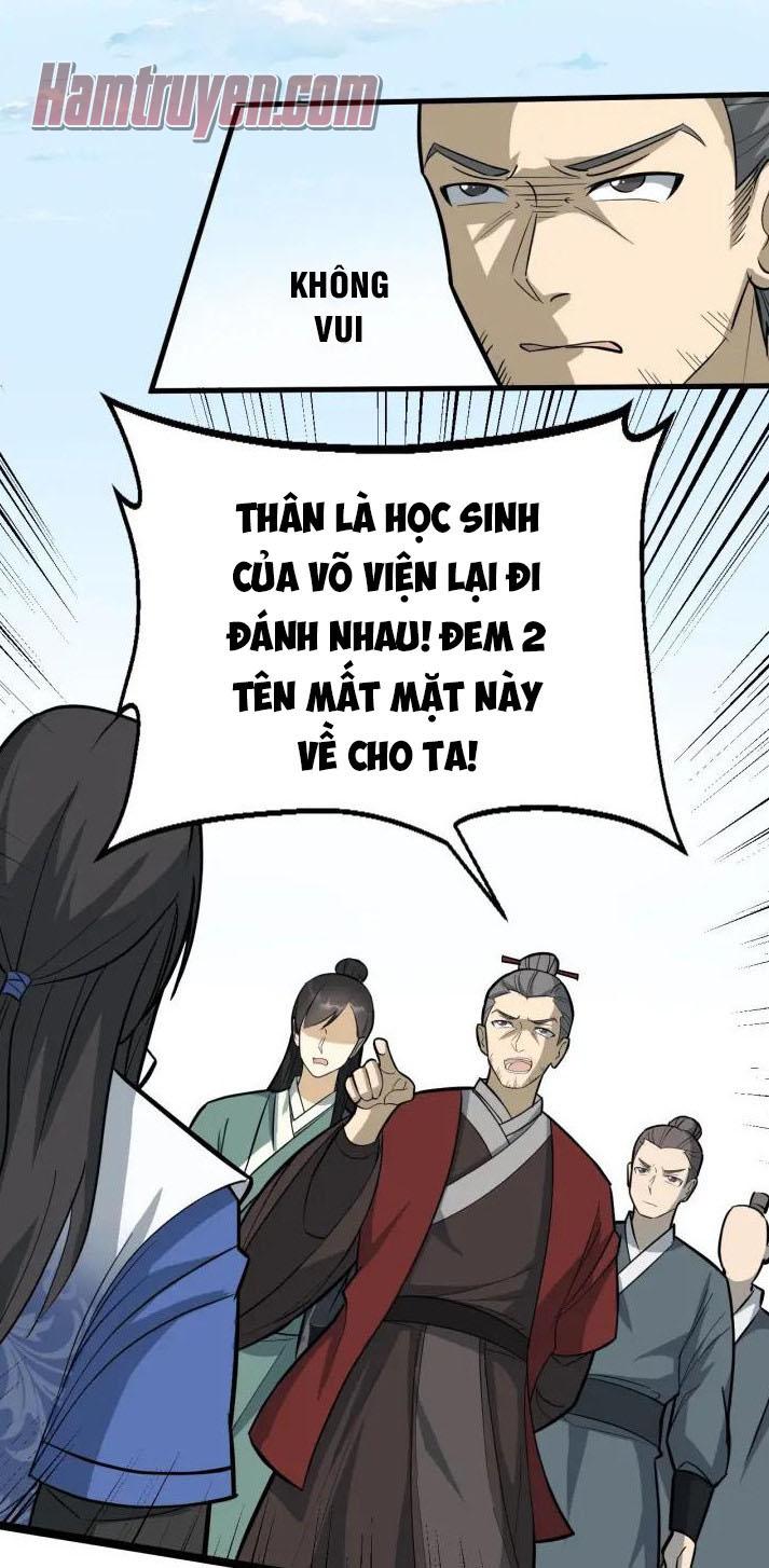 Đại Nghịch Chi Môn chap 65 - Trang 34