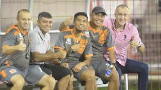Imbangi Persib, Pelatih Borneo FC: Rasanya seperti Menang