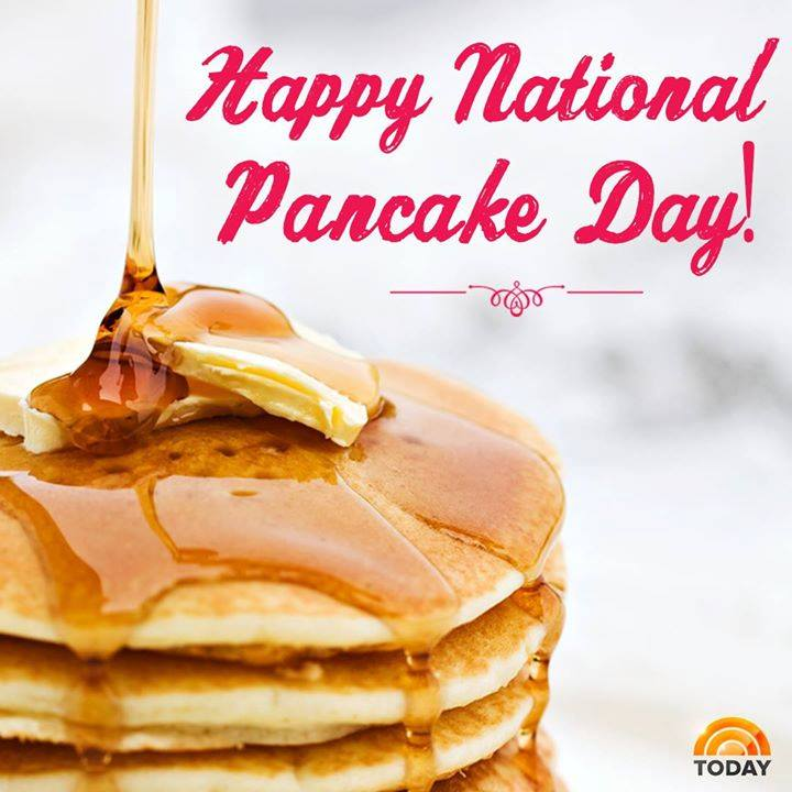 National Pancake Day Wishes for Instagram