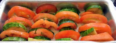 clafoutis abobrinha tomate
