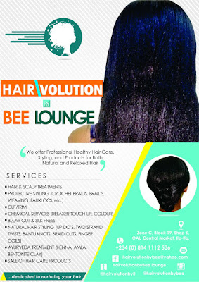 hair salon in ile-ife