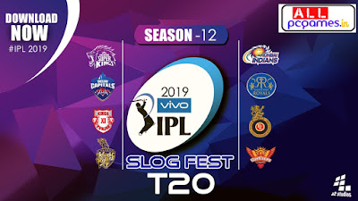 Ea Sports Vivo IPL 2019 Game Download