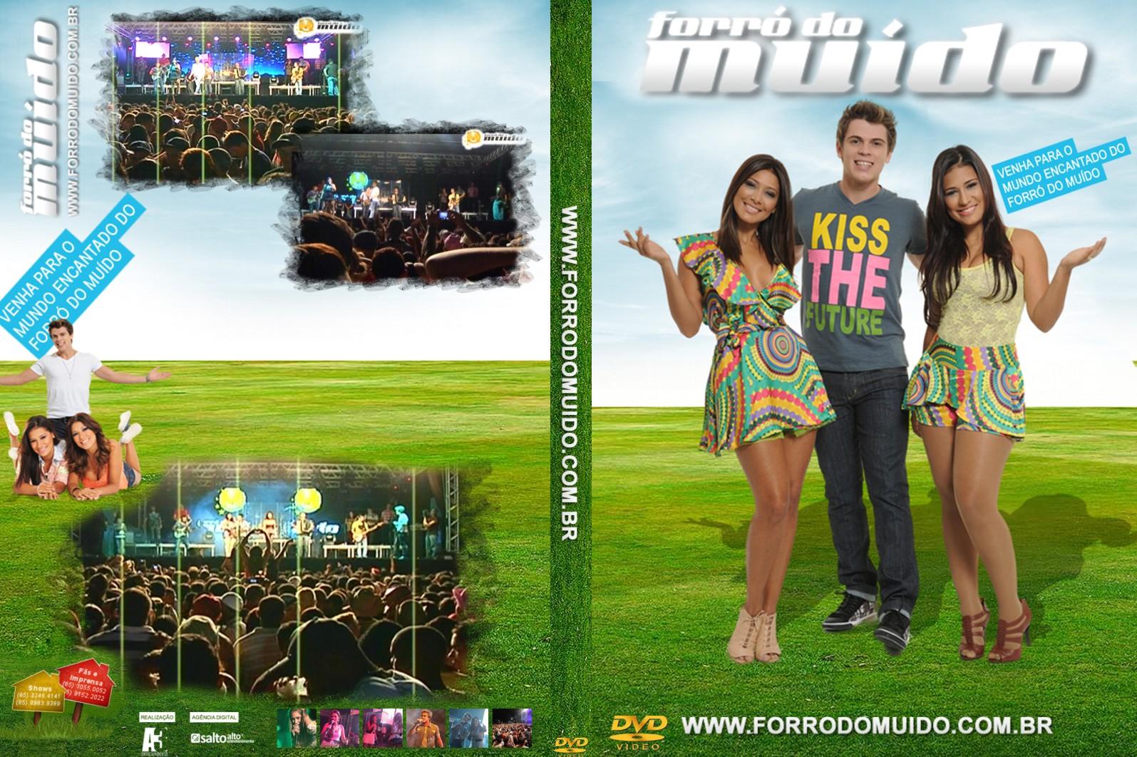 dvd de forro do muido 2011