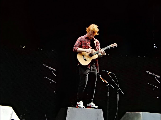 Tips and Info for seeing Ed Sheeran in Helsinki
