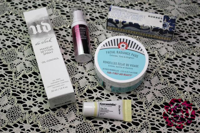 urband decay, shiseido, first aid beauty, korres, dr jart, birthday gifts, sephora