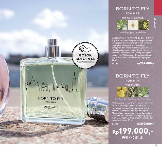 parfum couple Oriflame puspa styleeid