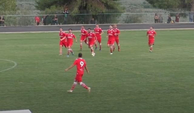 Τα γκολ του αγώνα Μολαϊκός - Πανναυπλιακός (βίντεο)