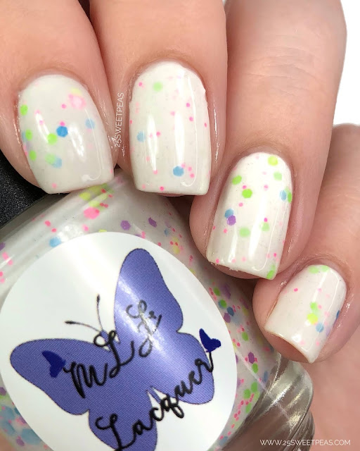 MLF Lacquer 25 Sweetpeas