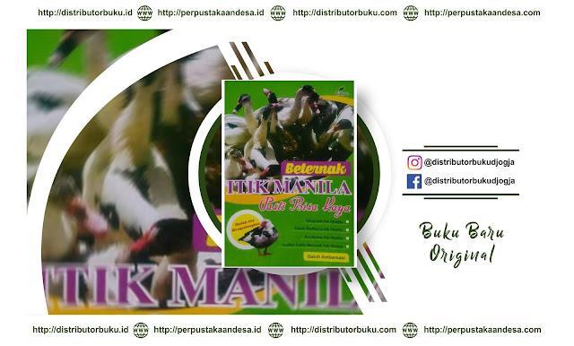 Beternak Itik Manila, Pasti Bisa Kaya
