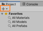 creating a c# script in unity editor by project panel