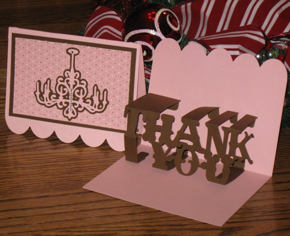 daily grace creations thank you cards  everyday pop up cards