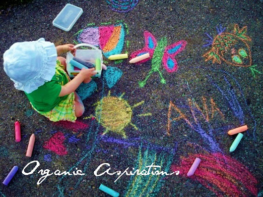 organic aspirations: It's June!  and Eco Kids