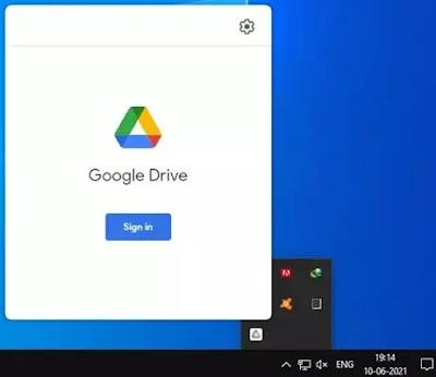 Cara Menambahkan Google Drive ke File Explorer di PC Windows 10-3