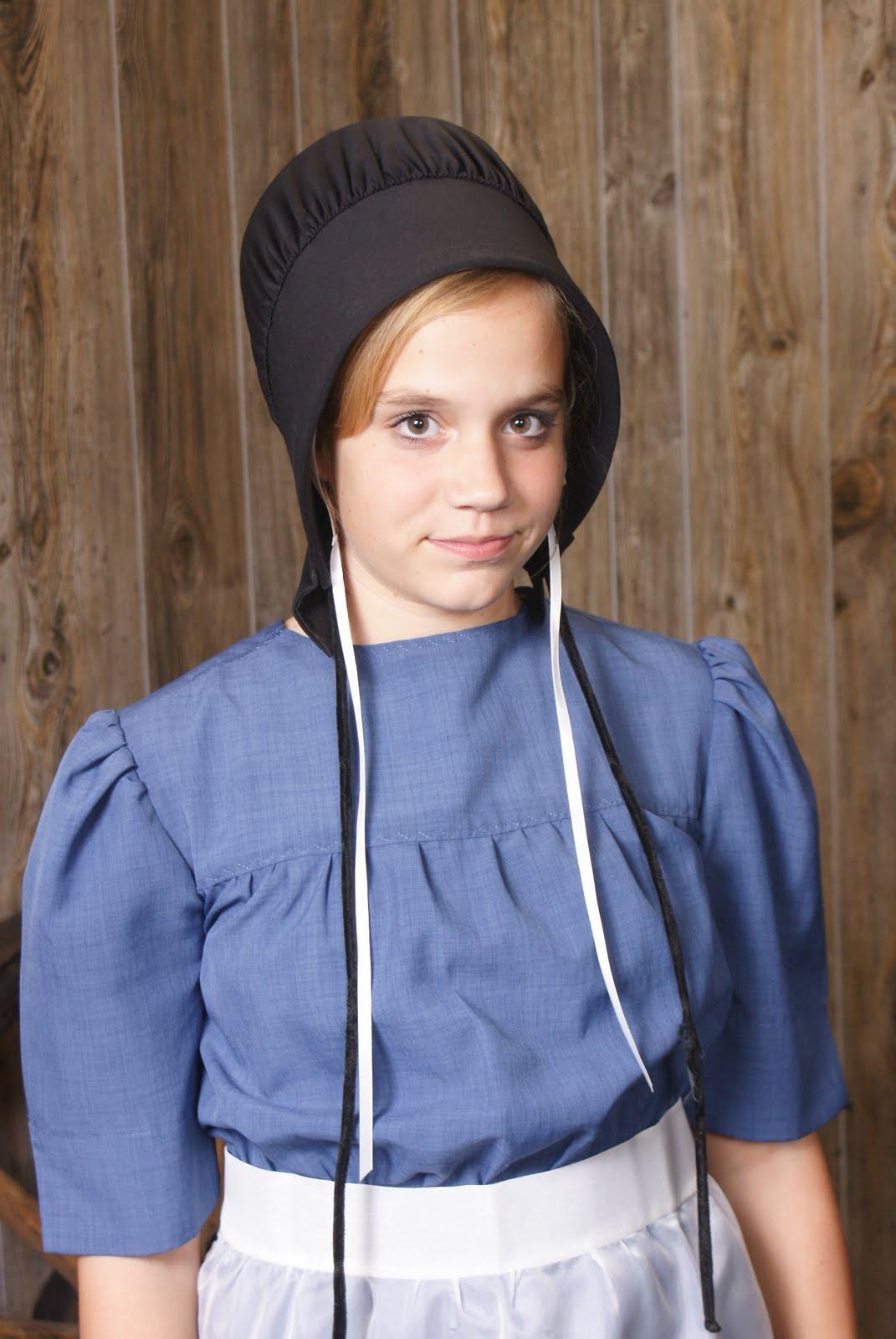 Real Amish Women 117