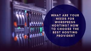 How To Choose The Best Web Hosting For Your Needs - 8 Types