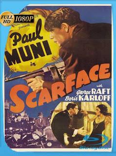 Caracortada (Scarface) (1932)HD [1080p] Latino [GoogleDrive] SilvestreHD