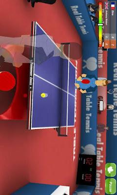 Giocare a ping pong da smartphone Windows Phone