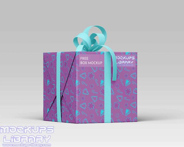 gift boxes mockup 2