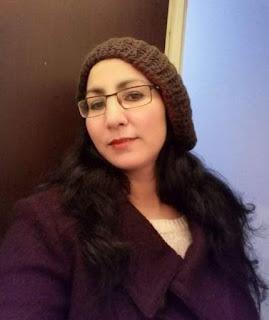"""""""خرافاتك باطلة"""" مجموعة قصائد بقلم الشاعرة: زهرة الطاهري  - المغرب"""