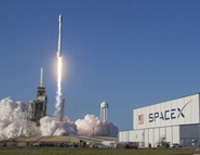 For Falcon Heavy Launch, SpaceX Targets Late June