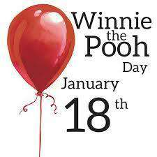 National Winnie the Pooh Day Wishes Photos