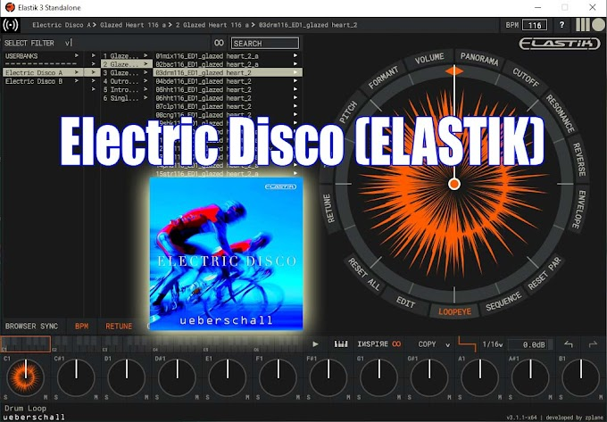 Electric Disco (ELASTIK) by Ueberschall