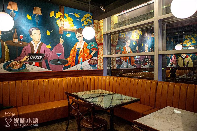 【信義A9美食】Packie 銀杏川酒菜館。鮮嚐失傳名菜雞豆花