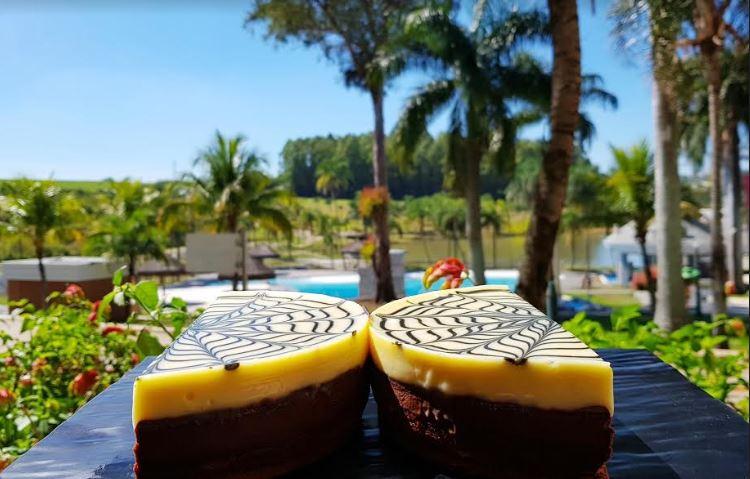 Receita Torta Mavsa do Resort Mavsa