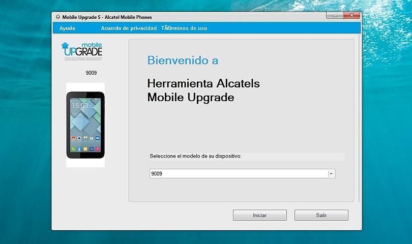 Descargar Alcatel Mobile Upgrade Tool gratis
