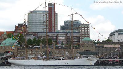 Hafenrundfahrt Hamburg Landungsbrücken