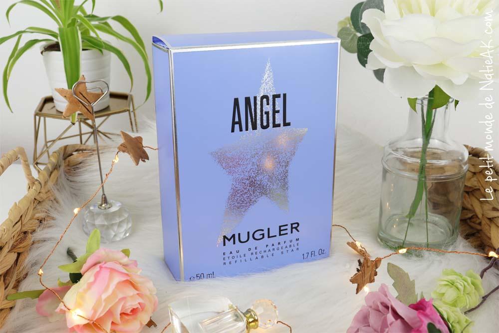 Angel Thierry Mugler eau de parfum avis
