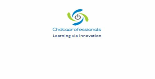 chdcaprofessionals ( Tax news portal )