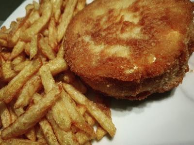 Ser camembert w panierce