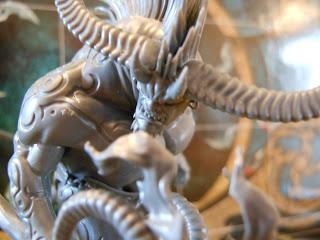 Warhammer Quest: Silver Tower boss monster