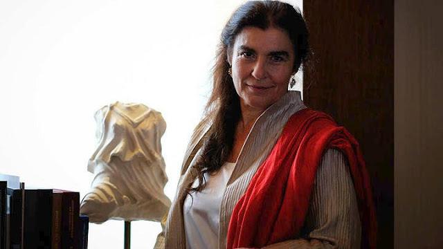 """Ναύπλιο: Η Λυδία Κονιόρδου """"Εκπαιδεύει το κοινό στο Αρχαίο Δράμα"""" στις 15 Απριλίου"""