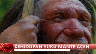 Inilah 10 fakta kehidupan suku mante di Aceh yang sudah terungkap