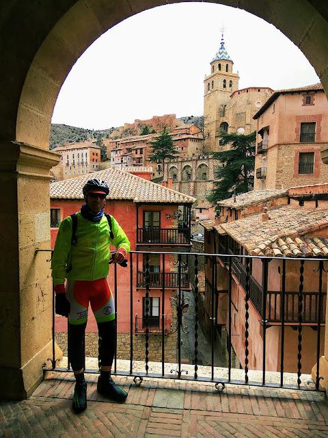 Albarracín, Teruel. Entrevista Barto Colchero