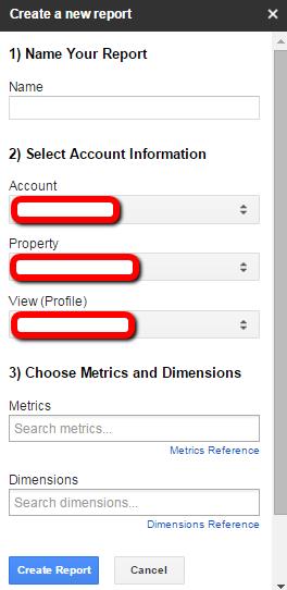 Google Analytics Report - 1