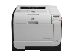 HP LaserJet Pro 300 color Printer M351 Series