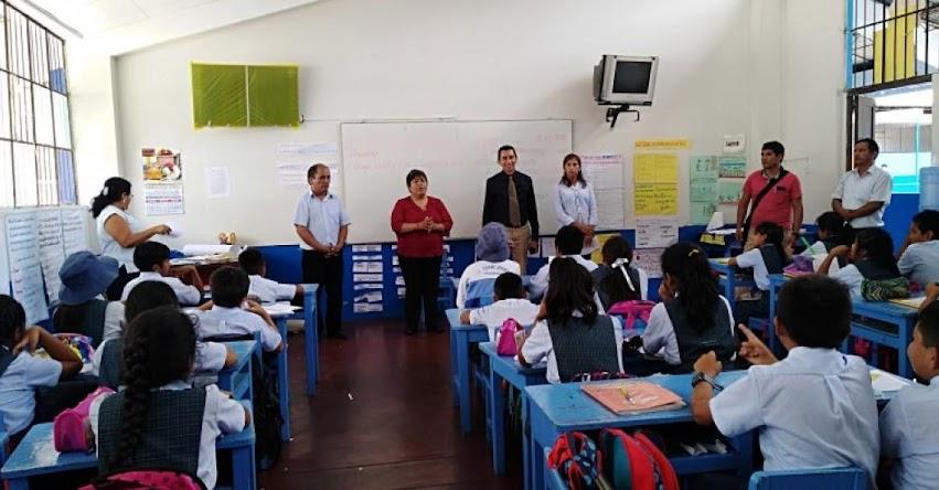 DRE Junín hará cumplir normas sobre huelga, informó Maritza Galarza Núñez, Directora Regional de Educación - www.educacion.junin.gob.pe