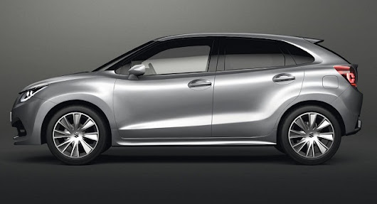 New Upcoming Maruti Suzuki iK2 YRA 2016