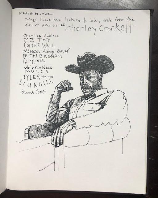 PAUL PUCKETT - The Corona Virus Chronicles - No. 15